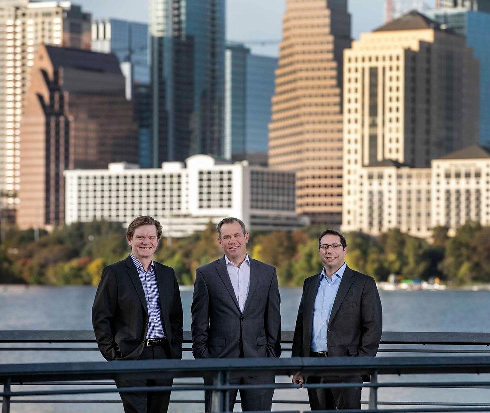 Steve Scheibal, Jason Embry, Gary Susswein
