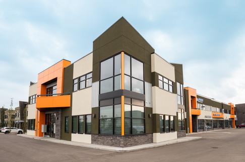GATEWAY BUSINESS CENTER – BASE BUILD