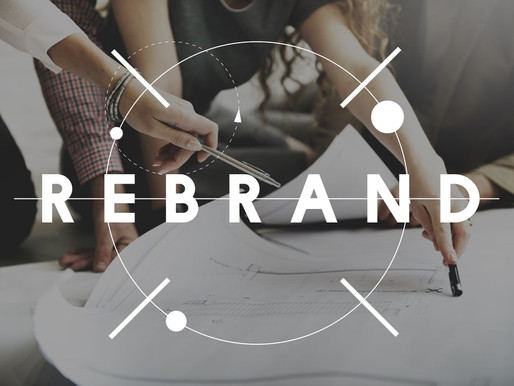 What Is A Rebrand – And What Can I Expect From The Process?