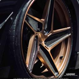 GT5 Brushed Bronze Satin