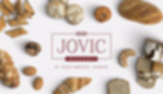 Jovic Bakery Logo Design | Juliana Laface Graphic Design & Web Design | Edmonton, AB