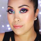 Julana Laface Graphic Design & Web Design, Ceclila Boyce, Makeup Artist