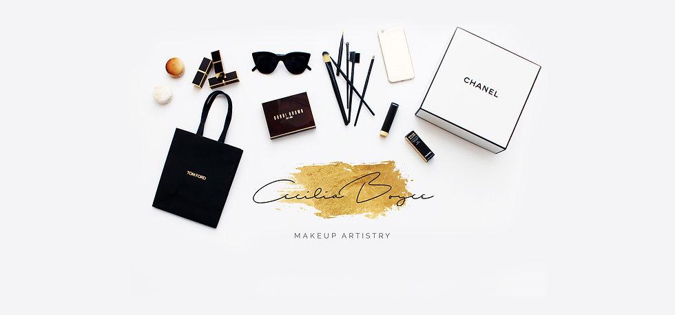 Makeup Aritst Logo | Juliana Laface Graphic Design & Web Design | Edmonton, AB