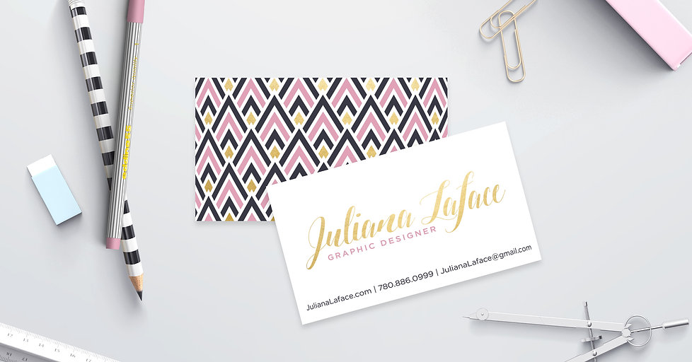 Juliana Laface Graphic Design & Web Design | Edmonton, AB