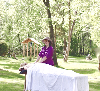 Nature therapy at Aski Holistic Adventures