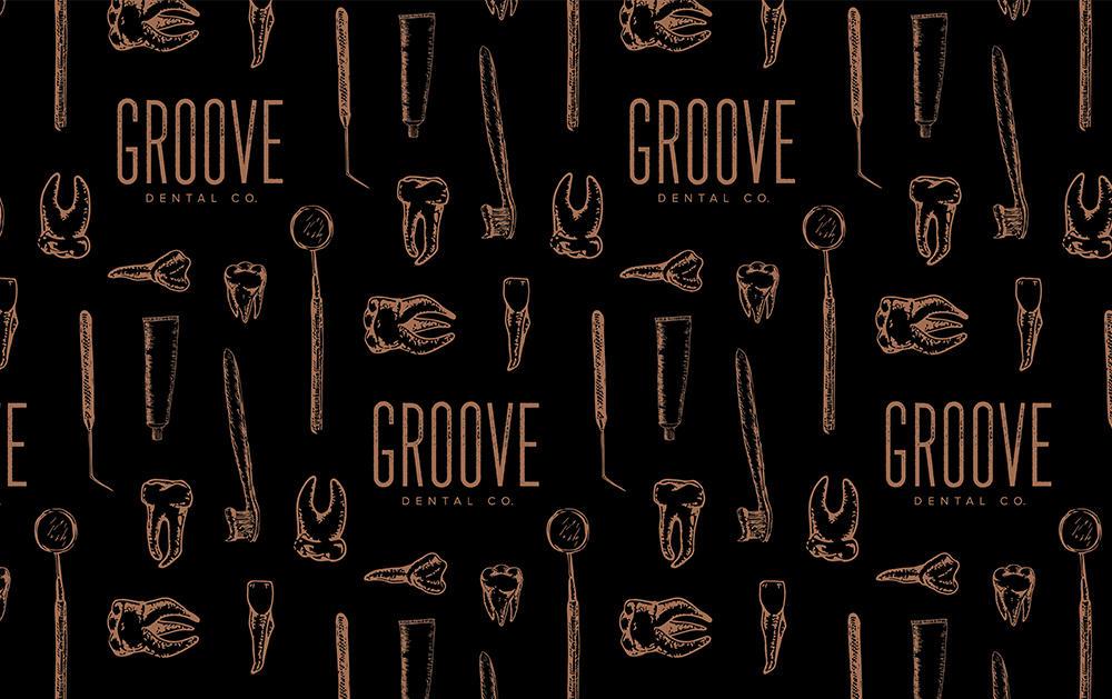 Groove Dental Custom Pattern