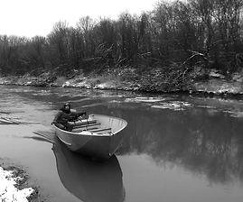 Historical river tours in Saskatchewan