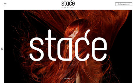 Style by Stace A super trendy, modern, clean website with neat an...