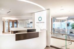 Weir Bowen Reception Area