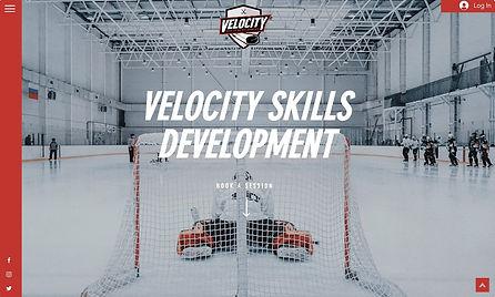 Velocity Hockey Skills Development Websi