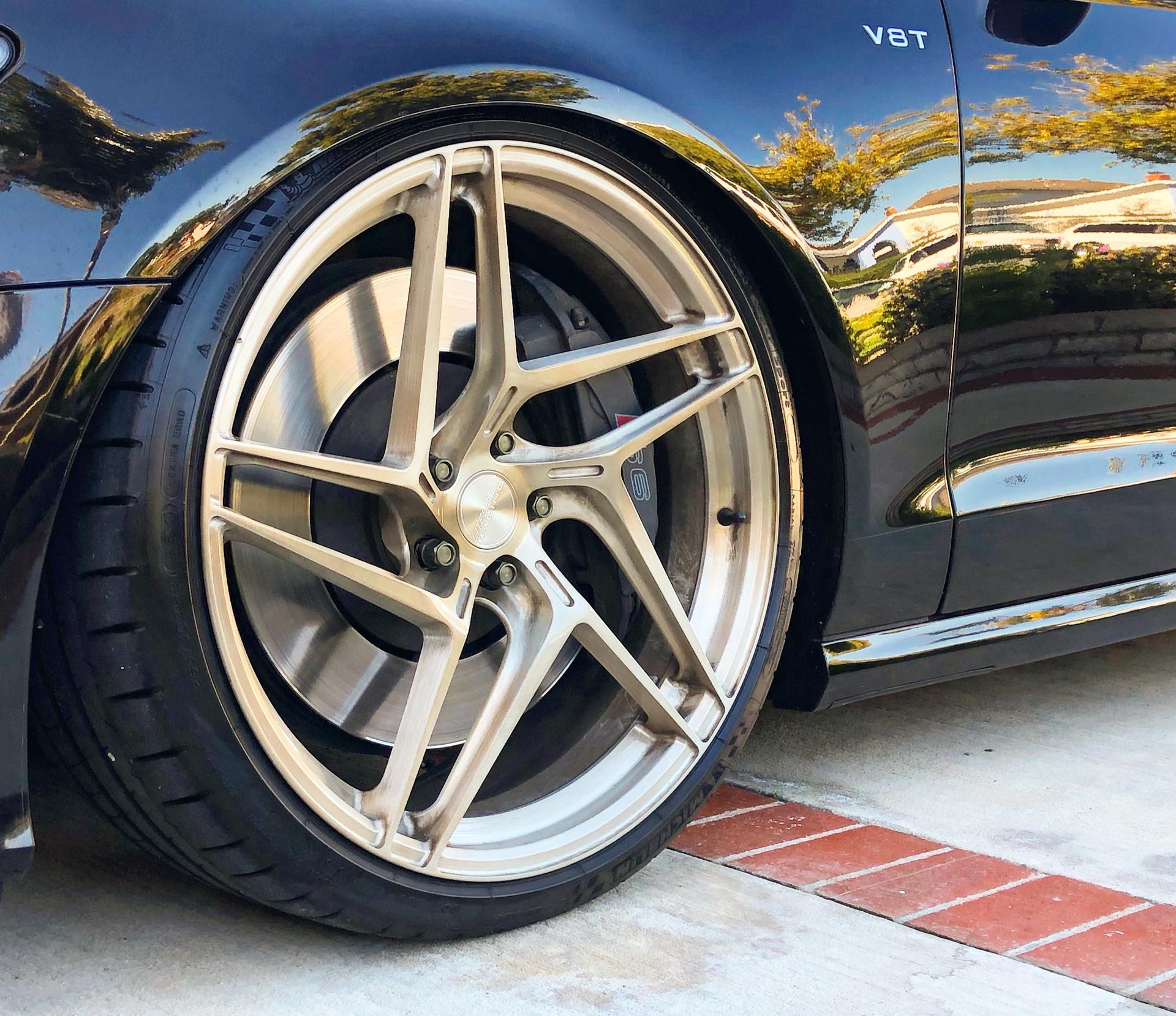 RS5D monoblock on Audi S6.JPG