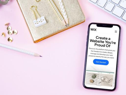 Why I Love Being a Wix Website Designer