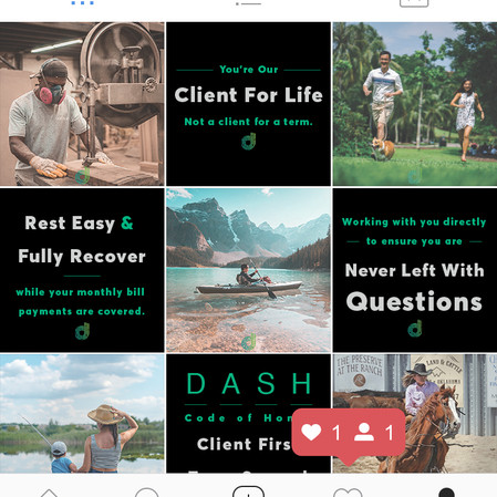 DASH – Brand Development