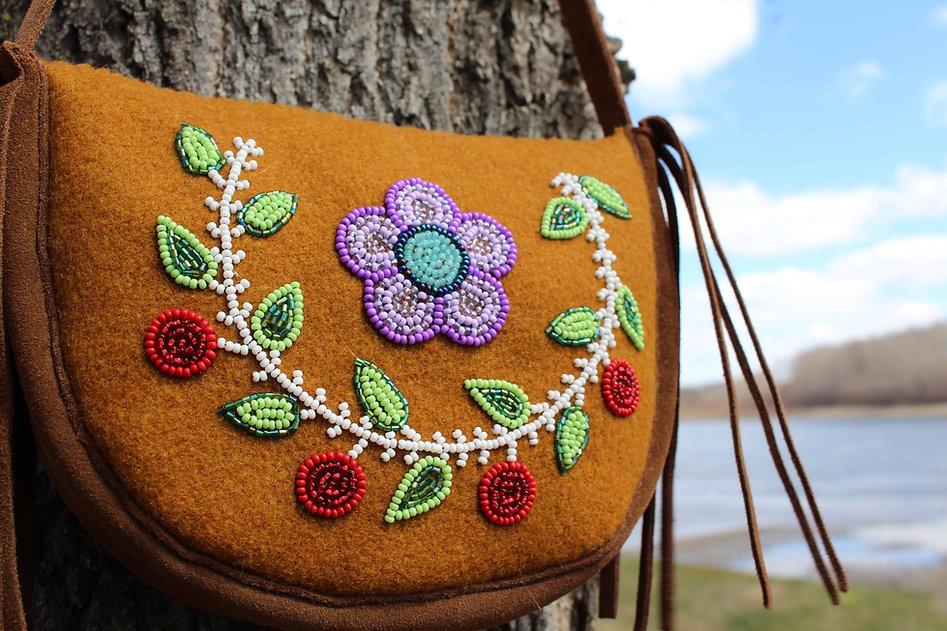 Delta Beadworks custom Metis handmade goods