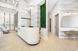 Eye & Co. Reception Area