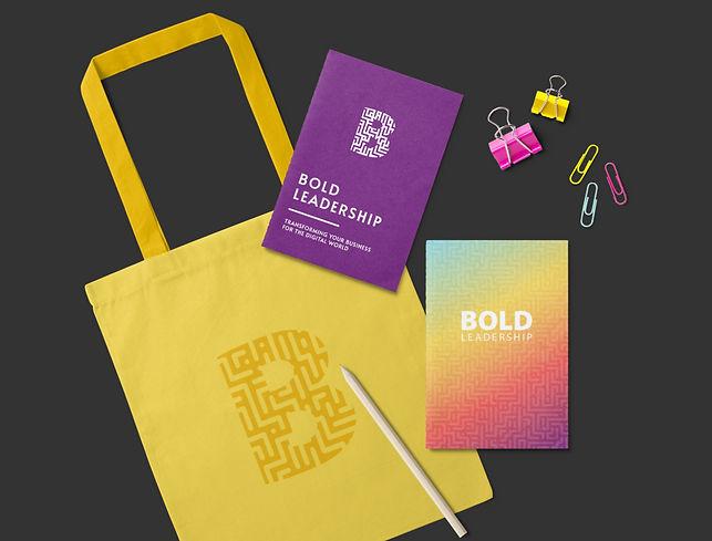 Alberta Women Entrepreneurs Bold Leadership Course Program Brand Design