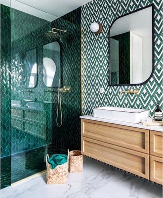 Add Colour With Tiles