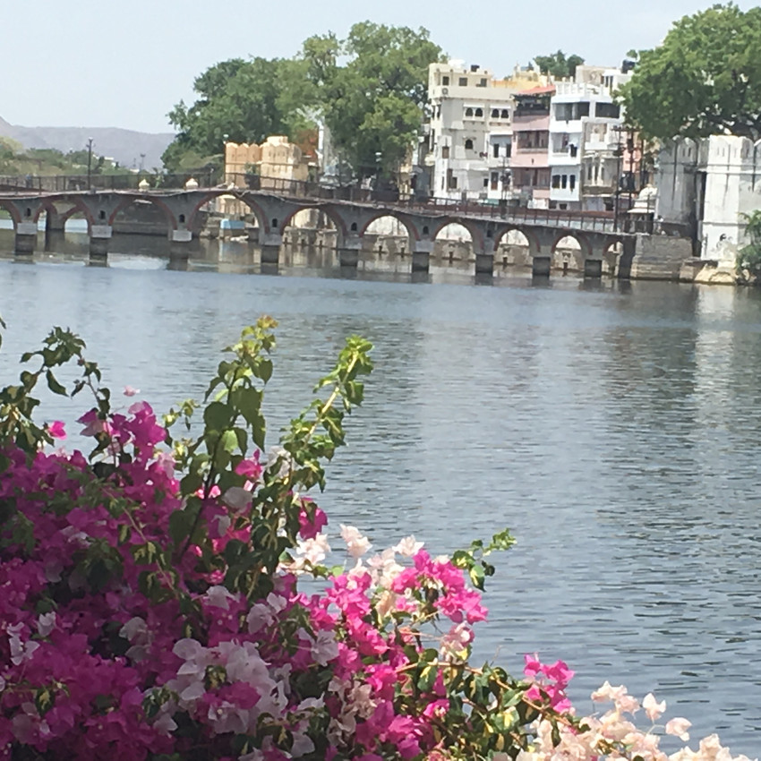 Bridge in Udaipur