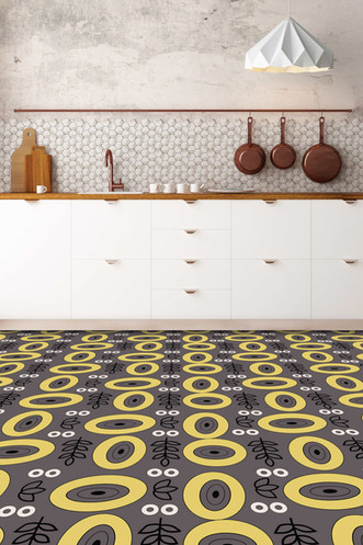 How To Add Colour And Pattern With Flooring