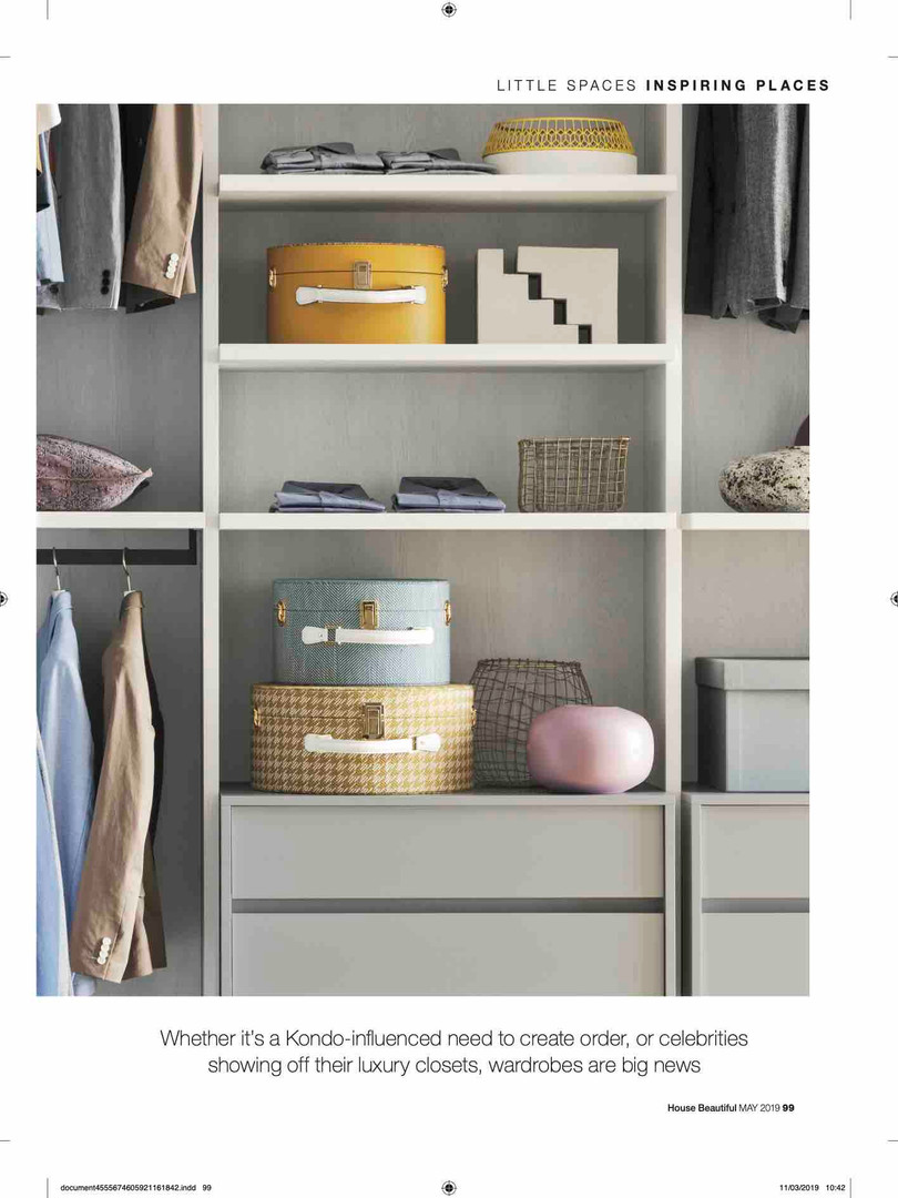 Little spaces - Walk-in wardrobes_pdf_2
