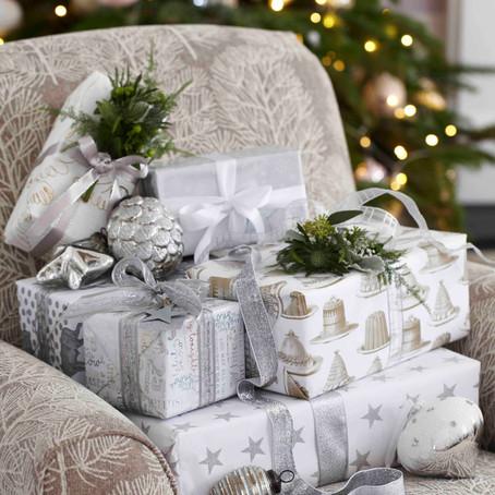 A  Sprinkling of Silver Christmas Ideas
