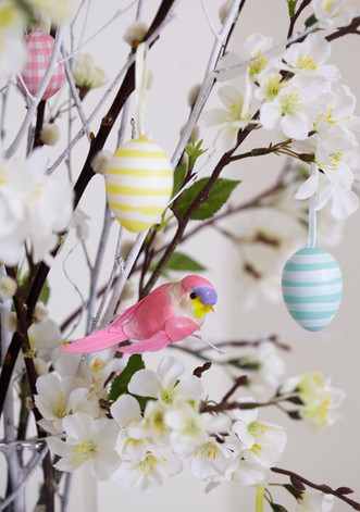 Easy Easter Decorating - Happy Easter Everyone!
