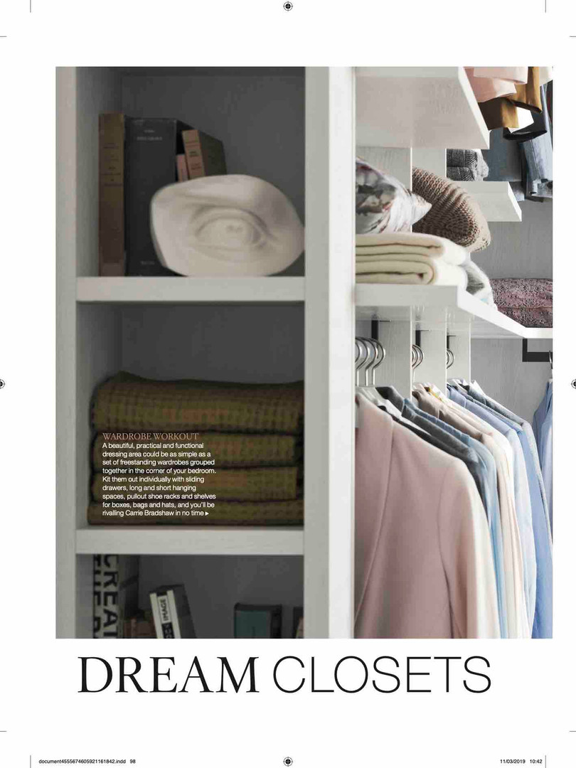 Little spaces - Walk-in wardrobes_pdf_1