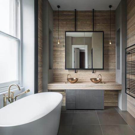 Cool, Inspiring Bathrooms