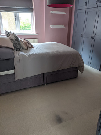 Quick Bedroom Revamp