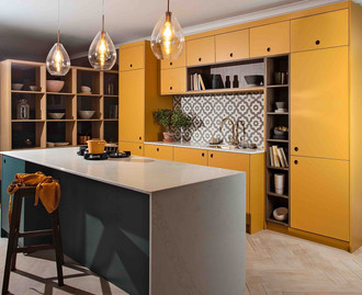 Colour In The Kitchen