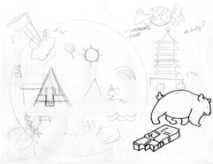 ideas and sketching