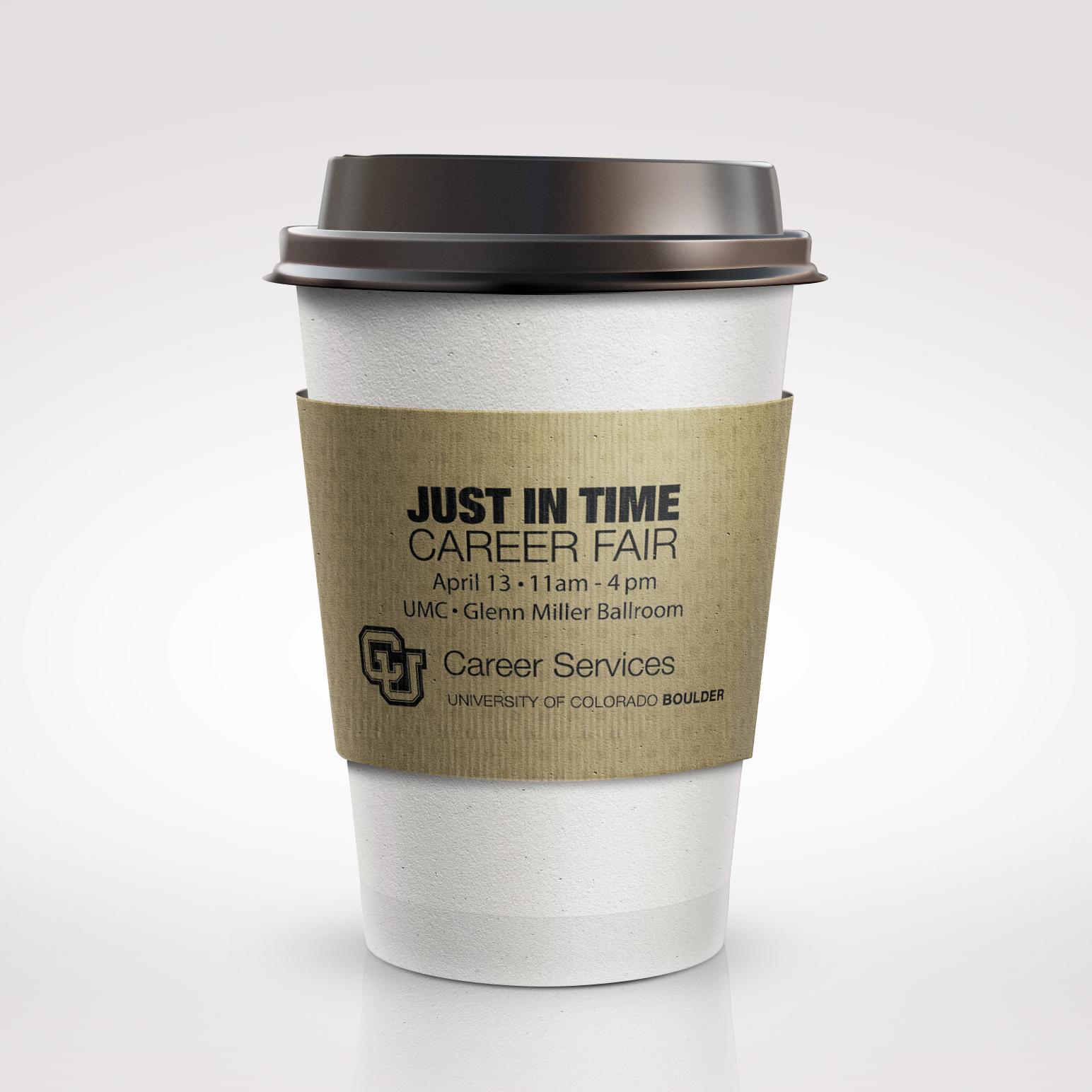 Paper Hot Cup PSD Mockup