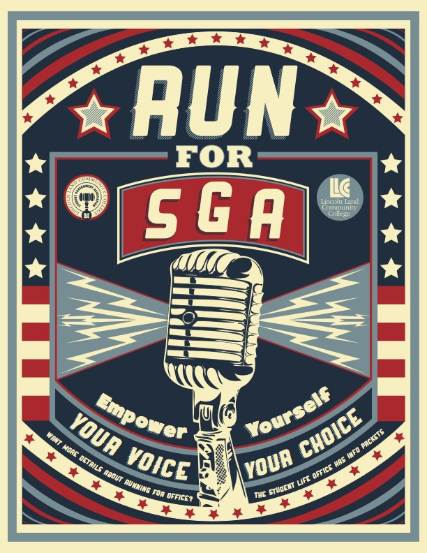 SGA Run For Office