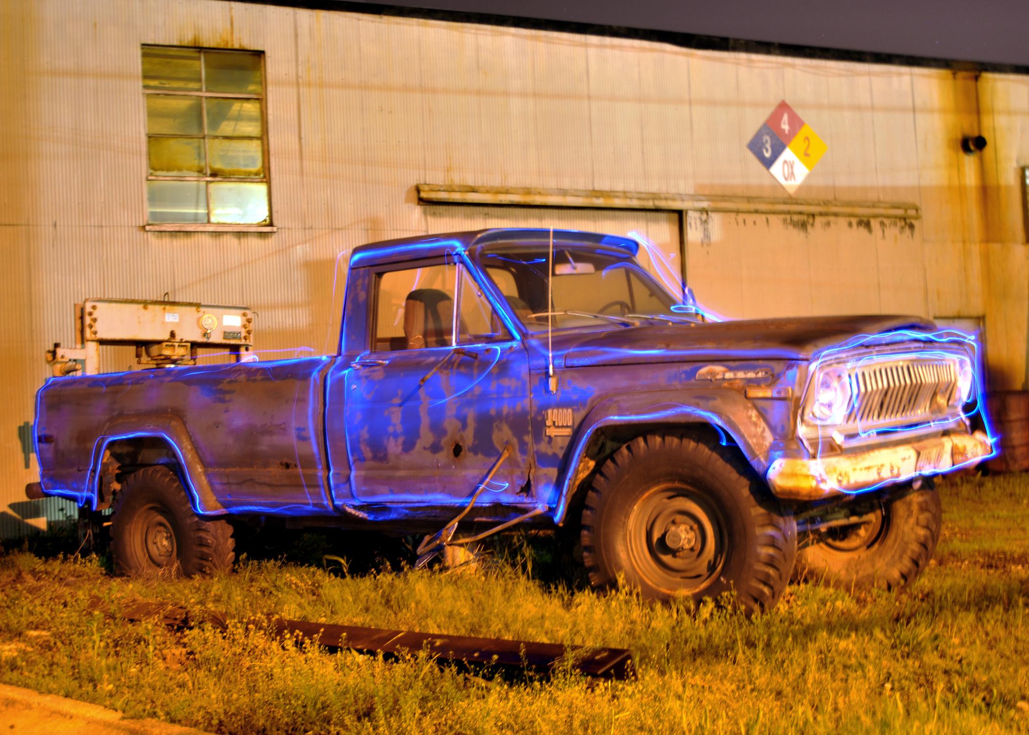 Electric Rust