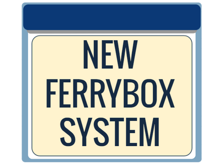 New FerryBox system installed