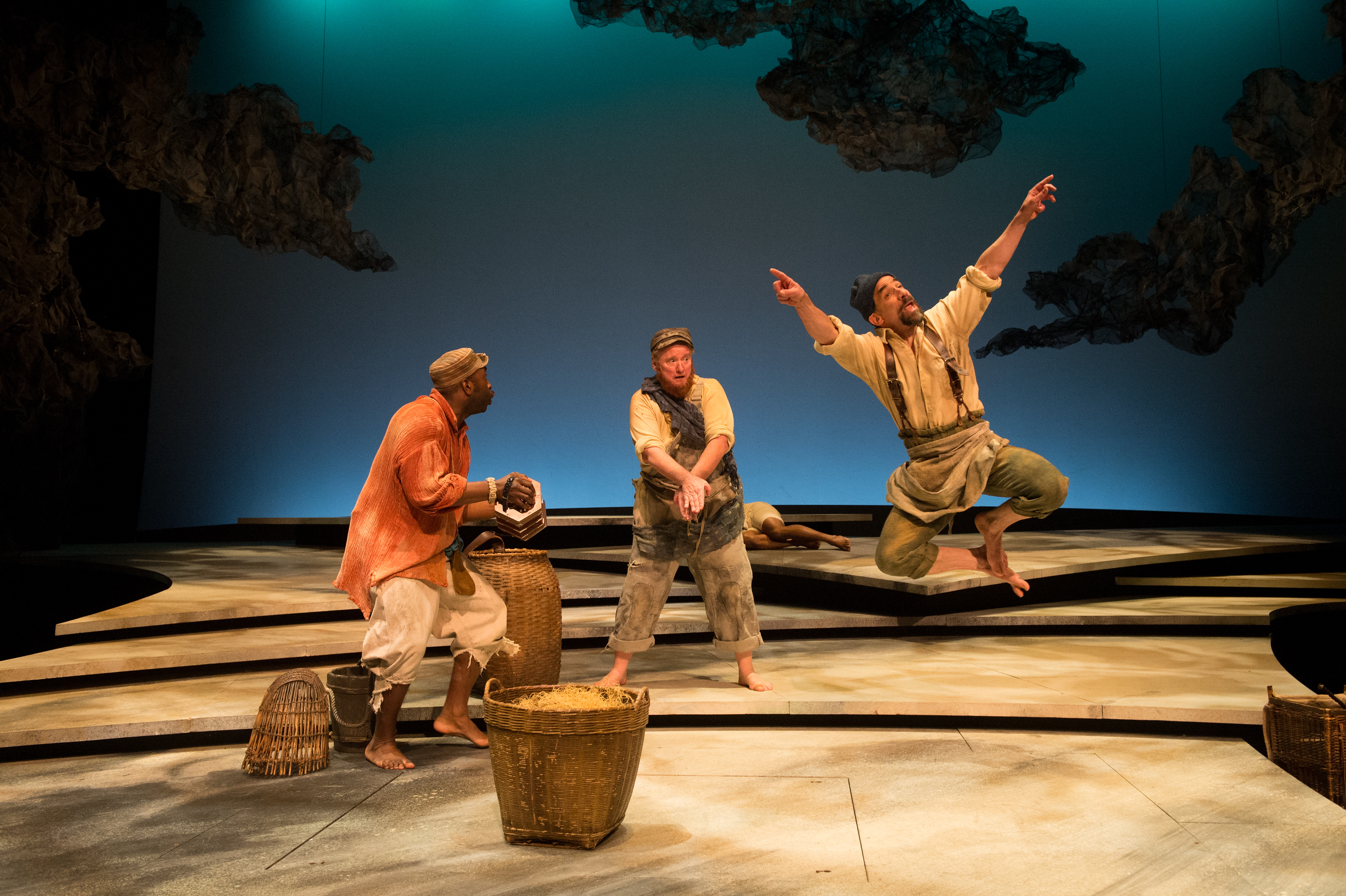 Pericles, OSF 2015