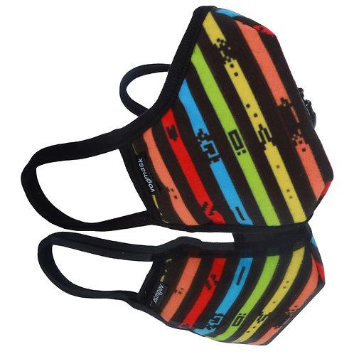 Maska N99 Kolorowe Paseczki