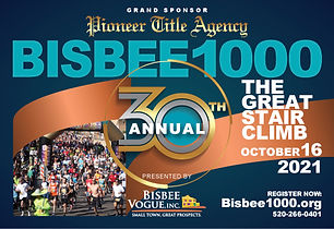 Bisbee 1000 the Great Stairclimb