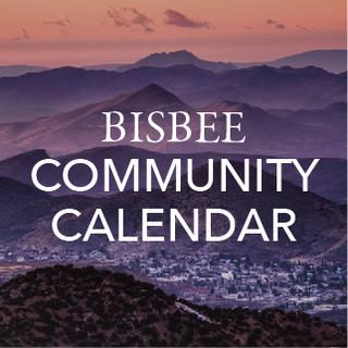 BISBEE COMMUNITY CALENDAR