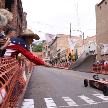 4th of July Coaster Races, Parade & Fireworks