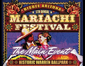 6th Annual Bisbee Mariachi Festival