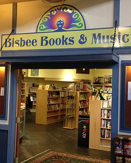 Bisbee Books & Music