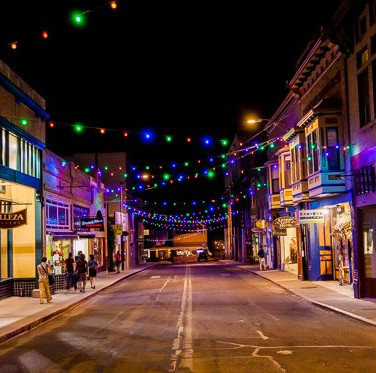 Festival of Lights & Small Town Holiday