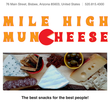 Mile High MunCheese