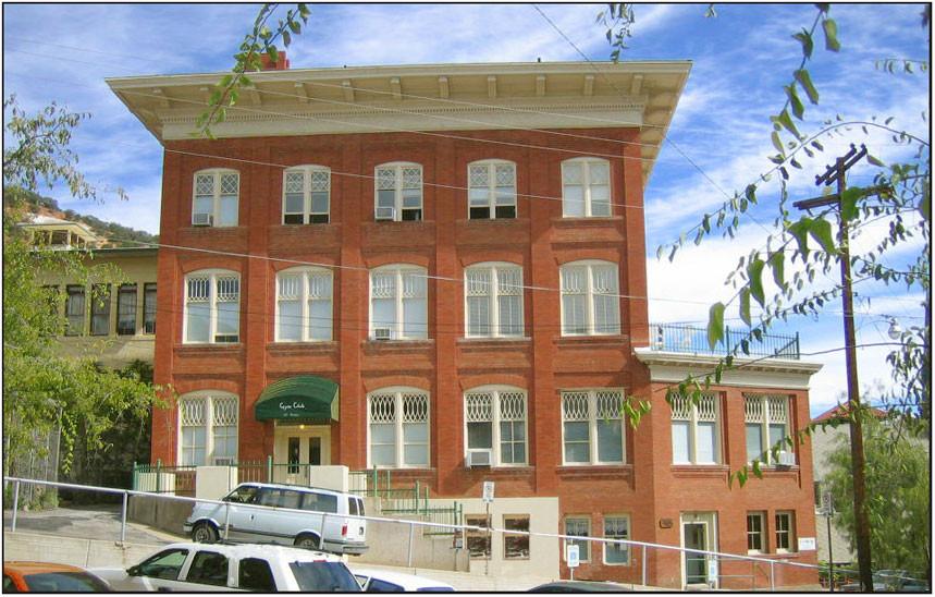 Bisbee Az Hotels And Motels