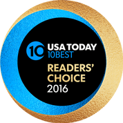 Bisbee voted Best Historic Small Town in America by USA Today Readers!