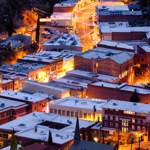 Welcome to the Haunted Town of Bisbee