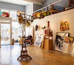 SAM•POE Gallery