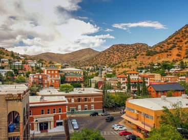 BISBEE, ARIZONA At A Glance