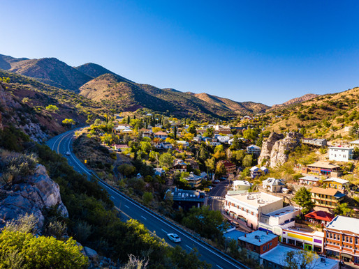 The Vibrant & Visible Face of Bisbee's Creative Soul